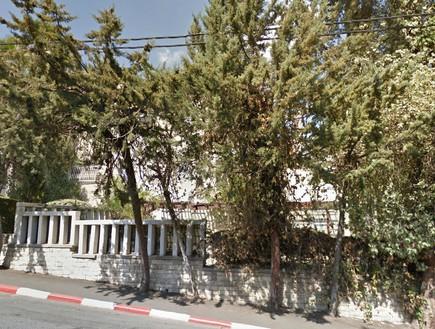 בתי ראשי ערים, ניר ברקת (צילום: google maps)