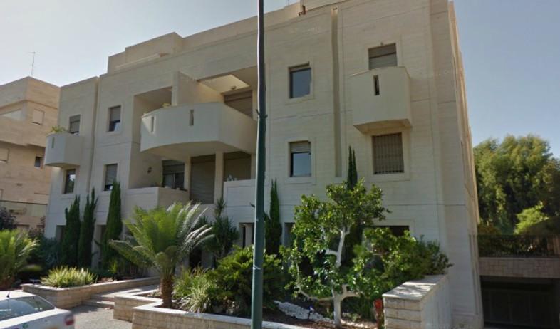 בתי ראשי ערים, רון חולדאי (צילום: google maps)