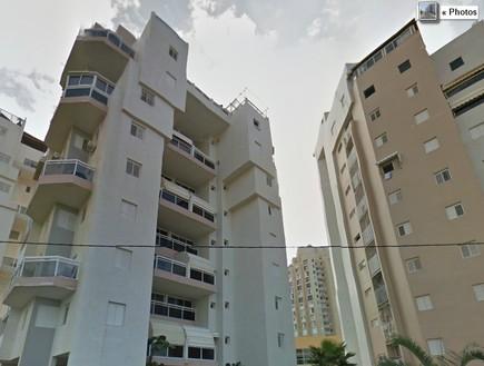 בתי ראשי ערים, שלומי לחאיני (צילום: google maps)