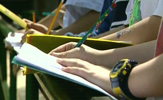 """הורי התלמידים נקראו להצביע ש""""ס. אילוסטרציה (צילום: חדשות 2)"""