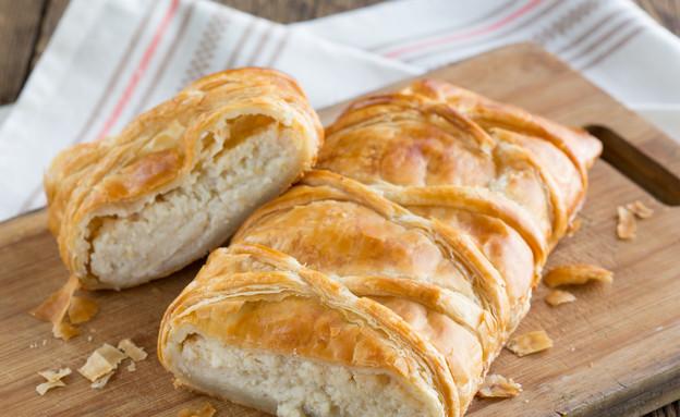 שטרודל גבינה לבנה ובצק עלים (צילום: בני גם זו לטובה, אוכל טוב)