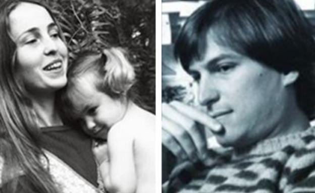 סטיב ג'ובס הצעיר, כריסן ברנן ובתו הראשונה