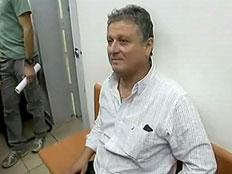 ראש העיר אביטן בבית המשפט (צילום: חדשות 2)