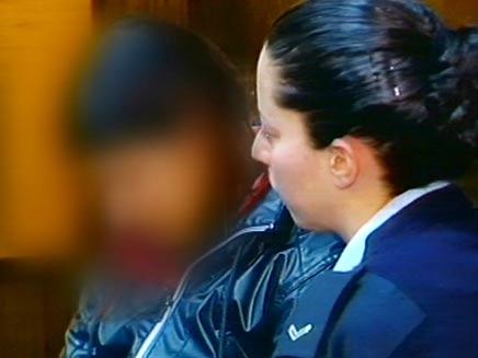 האם בבית המשפט, ארכיון (צילום: חדשות 2)