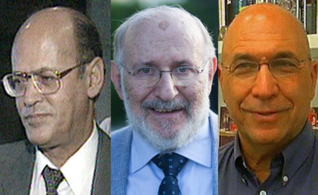 אקשטיין, בלכר ומדינה. מי מהם ייבחר? (צילום: חדשות 2, פלאש 90)