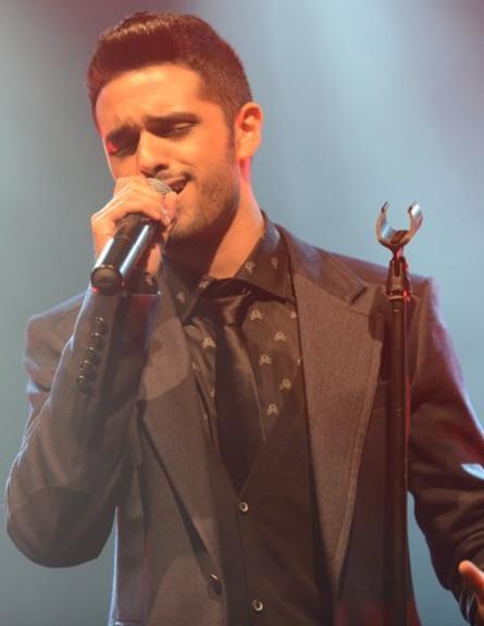 חן אהרוני הופעה (צילום: שרון רביבו)