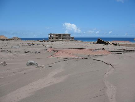 גג באדמה, האי השוקע, קרדיט flickr user npjb