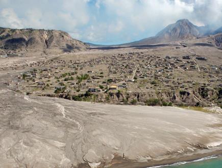מונטסראט, האי השוקע, קרדיט paradise-islands.org