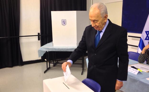יום הבחירות (צילום: חדשות 2, יוסי זילברמן)