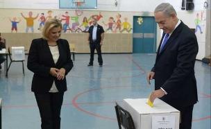 """בחירות היום (צילום: עמוס בן גרשום לע""""מ, חדשות)"""