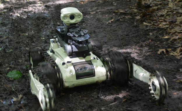רובו-טים (צילום: Roboteam)