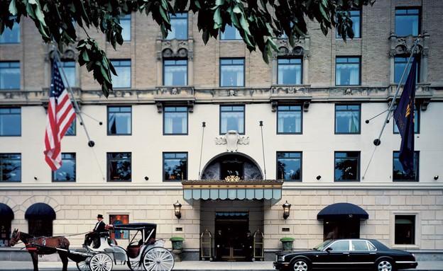 רית קרלטון סנטרל פארק, מלונות יוקרתיים, קרדיט cntraveler.com (צילום: cntraveler.com)