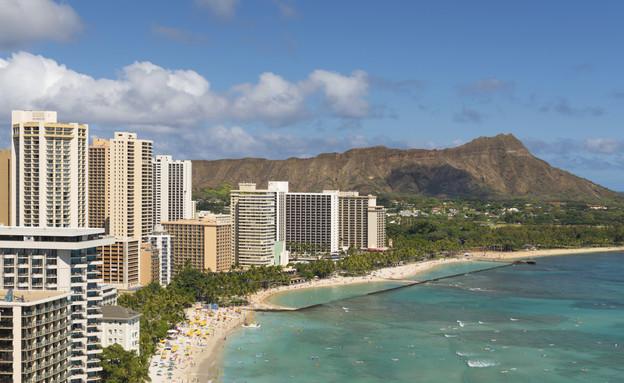 והו, הוואי, האיים הכי שווים, קרדיט אימג'בנק טינסטוק (צילום: אימג'בנק / Thinkstock)