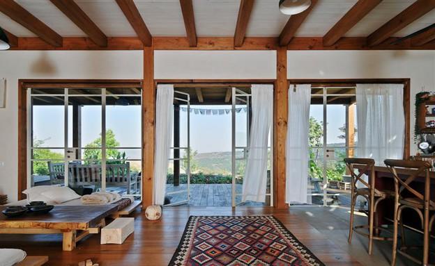 מיכאל רינג, סלון חלונות, צילום שי אדם (צילום: שי אדם)
