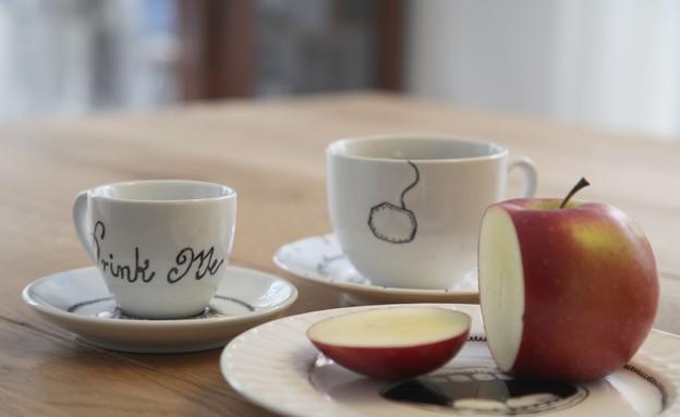 סט כוסות תה (וידאו WMV: איה הקטין רגעים לתמיד, living)