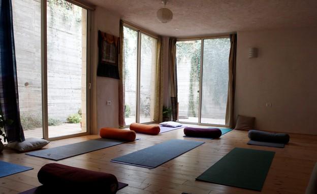 מיכאל רינג, חדר מזרנים, צילום מיכאל רינג (צילום: מיכאל רינג)
