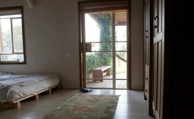מיכאל רינג, חדר שינה שטיח, צילום מיכאל רינג (צילום: מיכאל רינג)