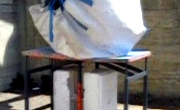 שולחן שמסוגל לשאת עד חצי טון