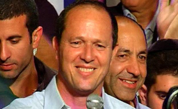 ניר ברקת ראש עיריית ירושלים (צילום: חדשות 2)