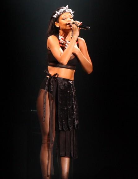 ריהאנה בפארק