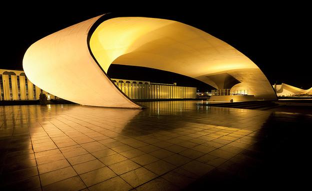 ברזיליה, כיכר דוקווה (צילום: Andrew Prokos Architectural Photography)