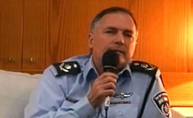 רב ניצב יוחנן דנינו (צילום: חדשות 2)
