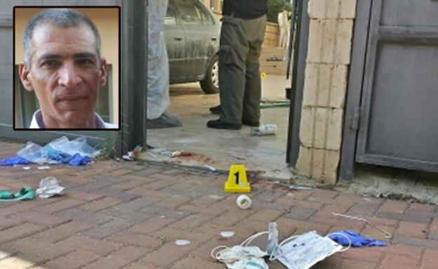 מצוד נרחב אחר החשוד ברצח (צילום: חדשות 2, אלירן חייט, פייסבוק)