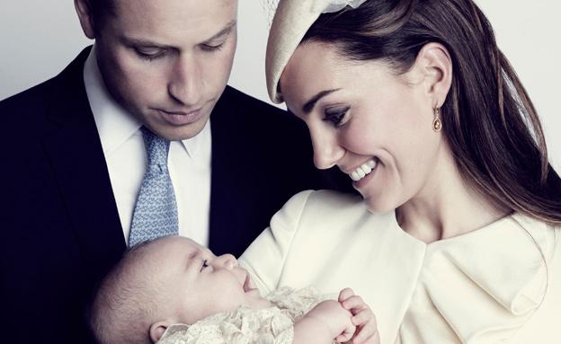 התמונה המשפחתית החדשה (צילום: AP)