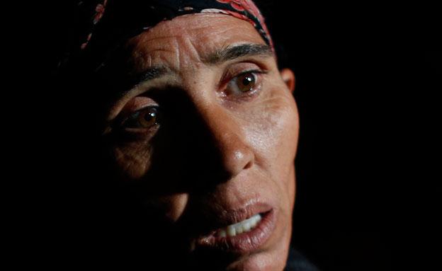 צפו: אמה של מריה מדברת (צילום: AP)