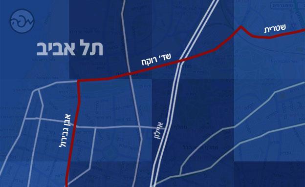 המטרה: 10 קילומטר (צילום: mapa)