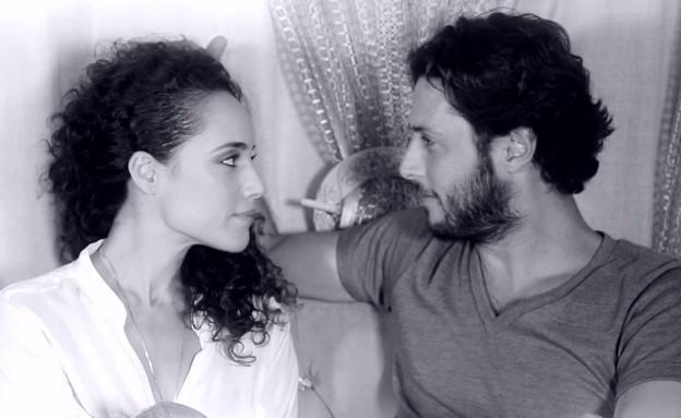 ענבל גרשקוביץ – בוא נתגלגל (נהוראי חובב ביטון) (תמונת AVI: mako)