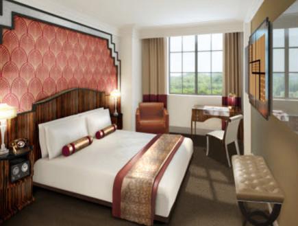 חדר במלון JADE בניו יורק