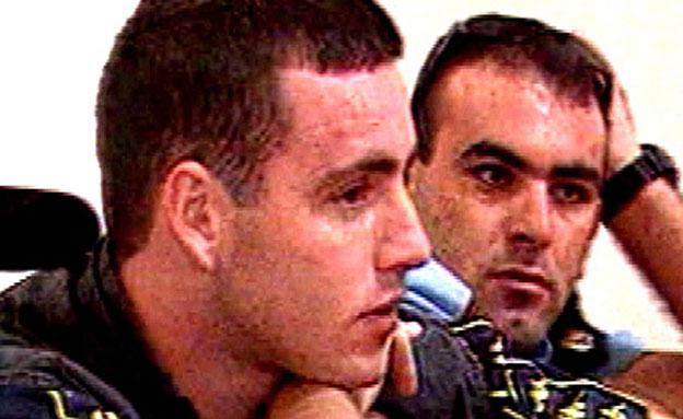 רוצח דרק רוט מואשם בהונאת אשראי. ארכיון (צילום: חדשות 2)