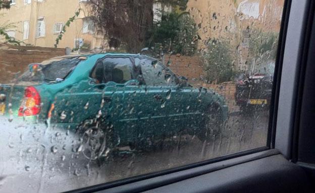 היום: גשמים וברד ברחבי הארץ (צילום: ליאת מאור)
