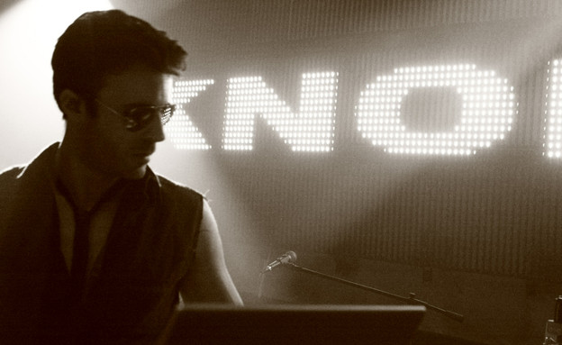 Knob ואלון שר - Can't Control It (צילום: תומר לוי)