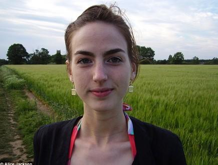 אליס ג'קסון (צילום: dailymail.co.uk)