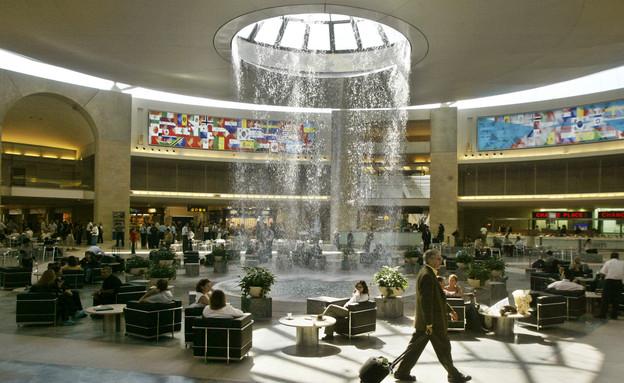 נמל התעופה בן גוריון (צילום: ap)