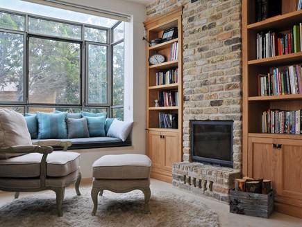 מחממים את הבית: איך לבחור קמין ?
