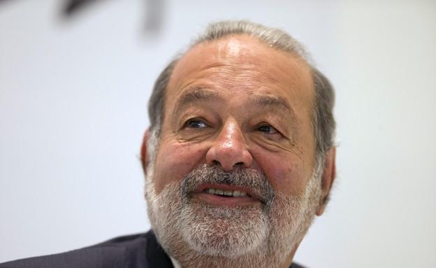 קרלוס סלים (צילום: ap)