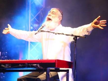 אריאל זילבר הופעה (צילום: ענבל צח)