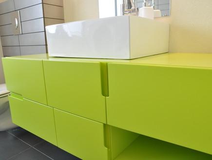 אביטל טרן-כהן, חדר רחצה ירוק