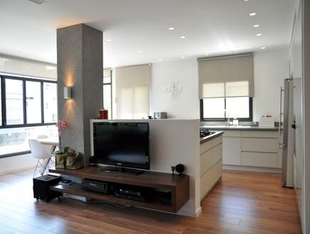 אביטל טרן-כהן, סלון מבט למטבח