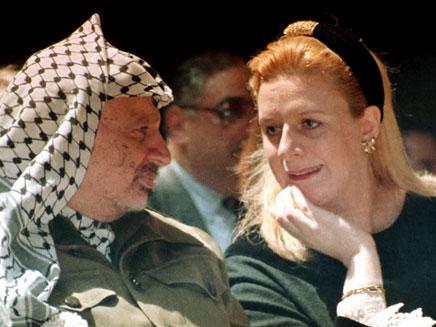 סוהא ערפאת מאשימה את ישראל. ארכיון