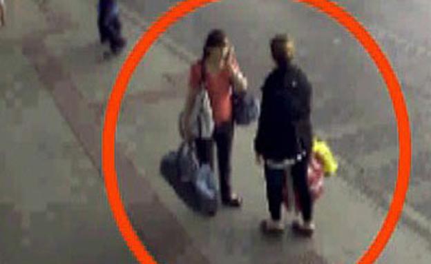 תינוקת נמכרה בשדה התעופה בטורקיה