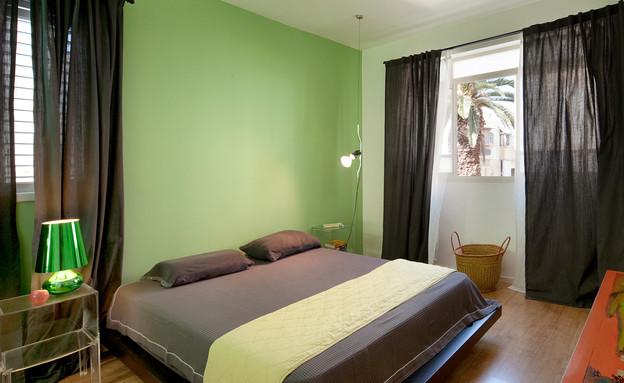 מיכל שלגי, חדר שינה (צילום: עומרי אמסלם)