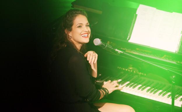 עידן עמדי, מארינה מקסימיליאן, פסטיבל הפסנתר (צילום: אורית פניני)