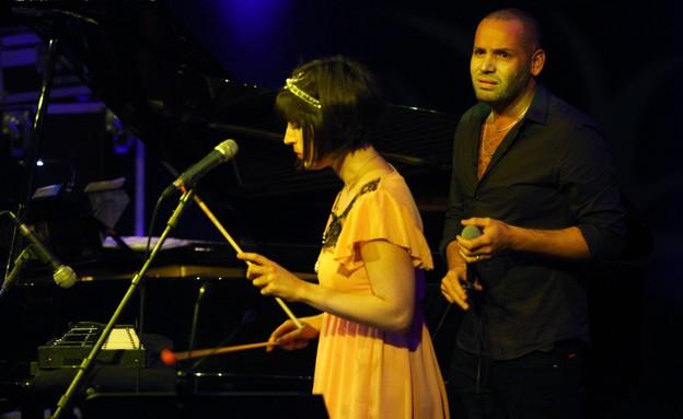 גל תורן, אפרת גוש, פסטיבל הפסנתר (צילום: אורית פניני)