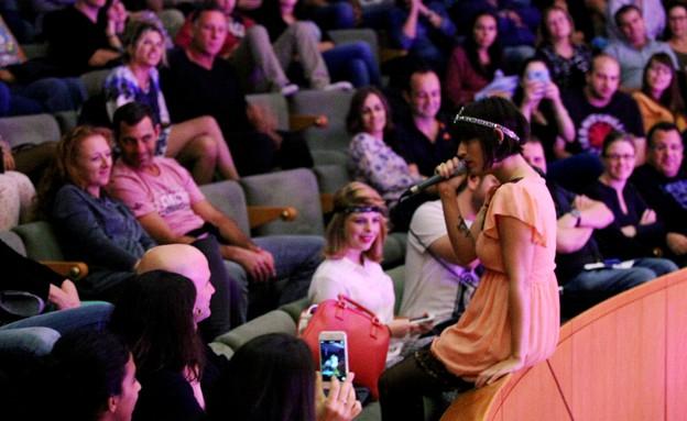 אפרת גוש, פסטיבל הפסנתר (צילום: אורית פניני)