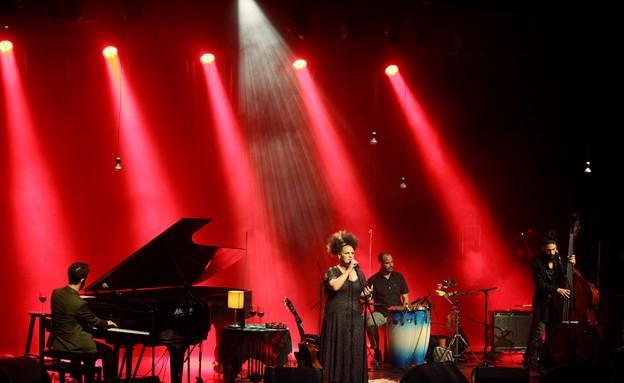 קרולינה, פסטיבל הפסנתר (צילום: אורית פניני)