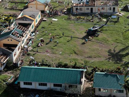 אלפים נותרו ללא קורת גג